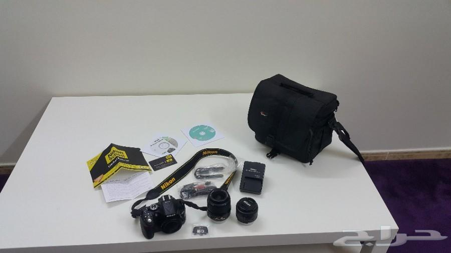 كاميرا نيكون nikon camera D5200