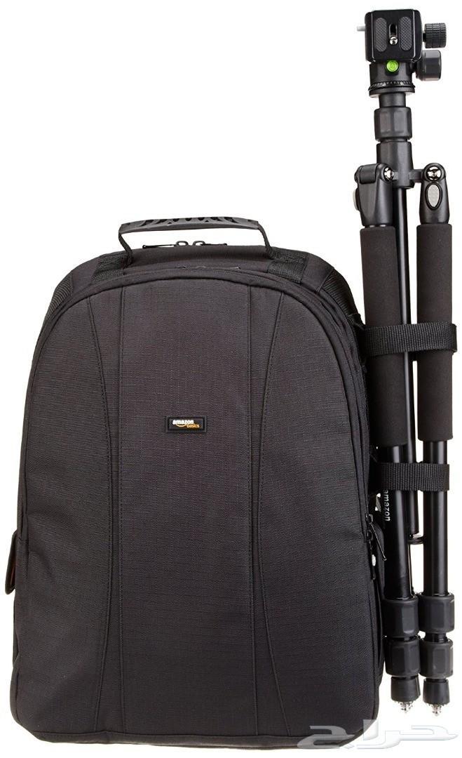 حقيبة كاميرا احترافية للظهر (حجم كبير)