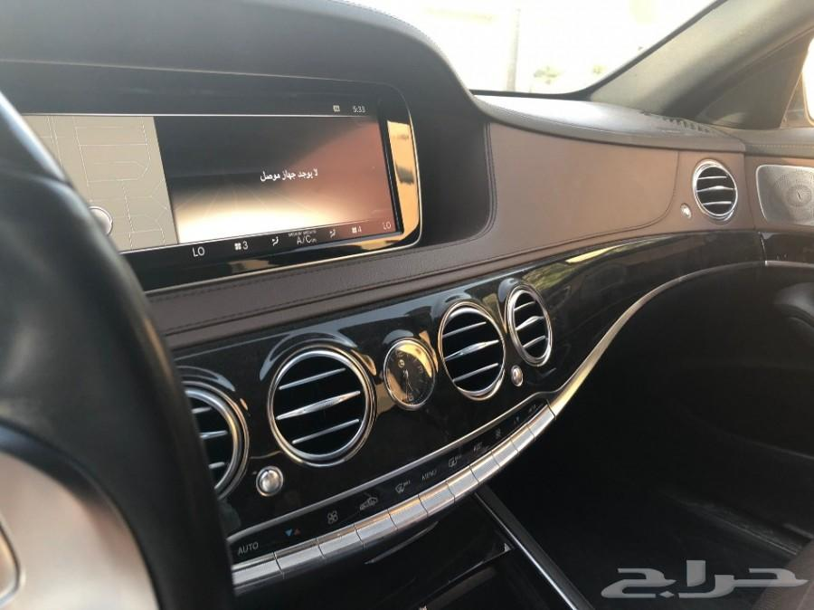 مرسيدس S500 ( خمسة أزرار ) شاشات خلفية ممشى75