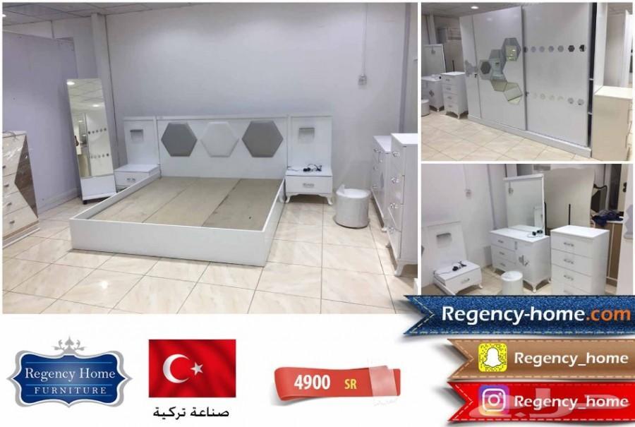 غرف نوم جديدة ب 3950 و 4900 ريال صيني و تركي