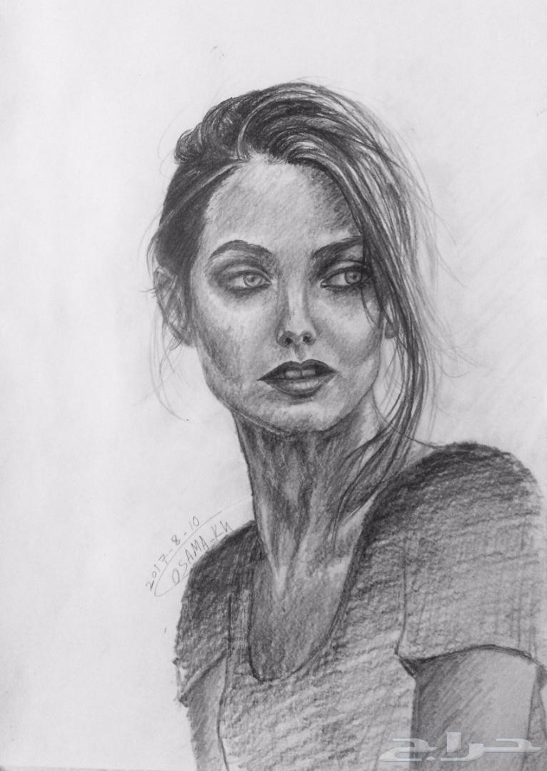 رسام تشكيلي لاستقبال طلبات الرسم الشخصيه