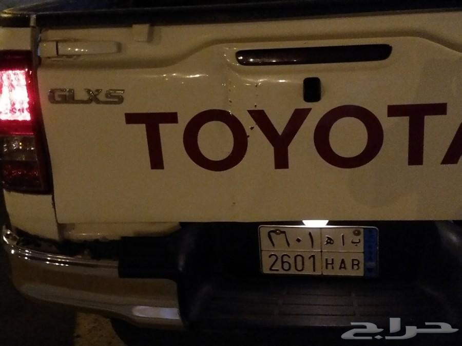 هايلوكس 2016 دبل خليجي