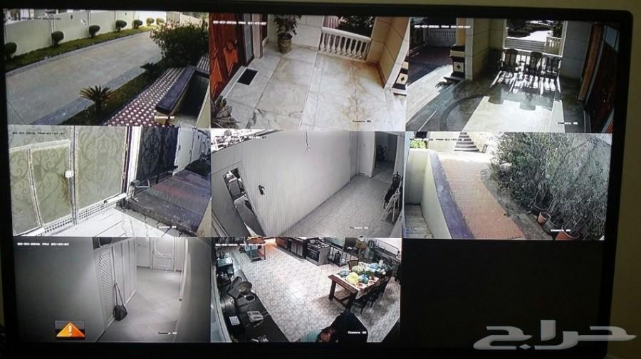 كاميرات مراقبة عروض اخر السنة