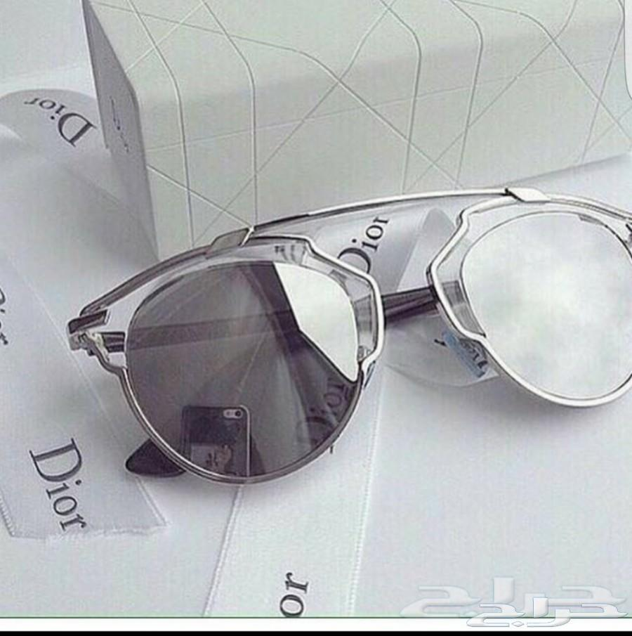 للبيع نظارات ماركات عالميه ب 80ريال فقط