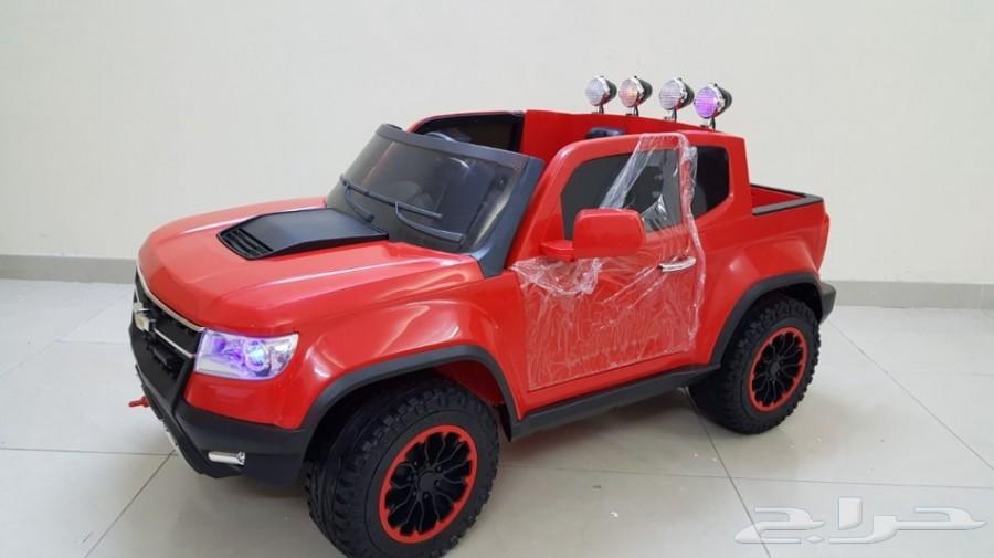 عرض خاص علي سيارة شيفروليه للأطفال