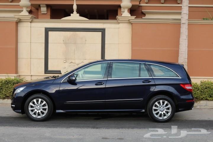 »  مرسيدس عائلية R300 فل كامل 2012 بحال ممتازة