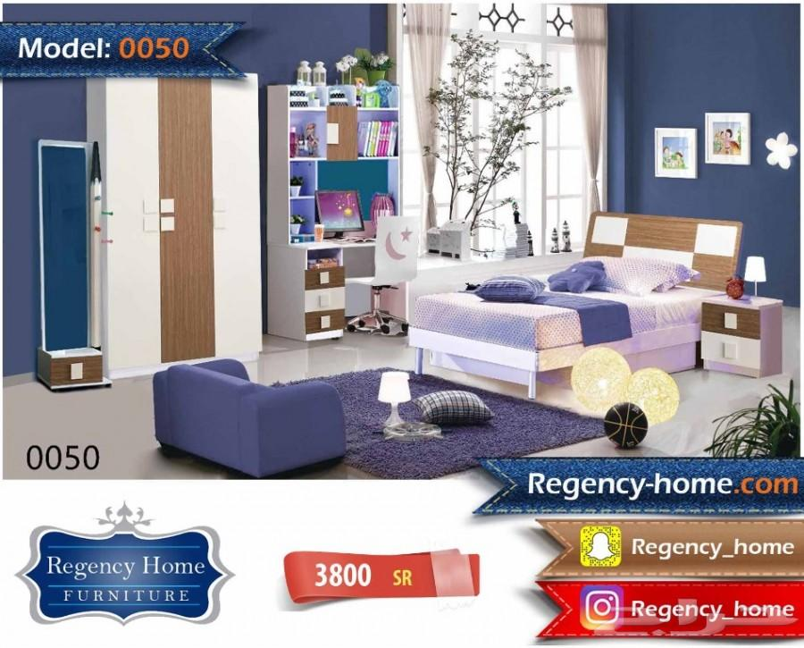 غرف نوم اطفال و غرف مفرد بتصاميم عصرية