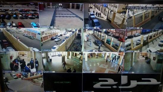 كاميرات مراقبة للمؤسسات و المحلات و المدراس