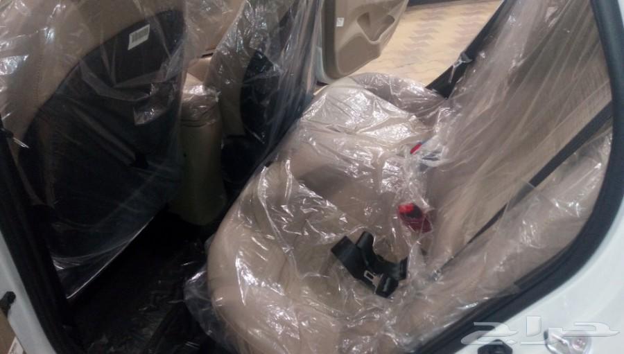 للبيع سياره هونداي اكسنت 2018 لون ابيض