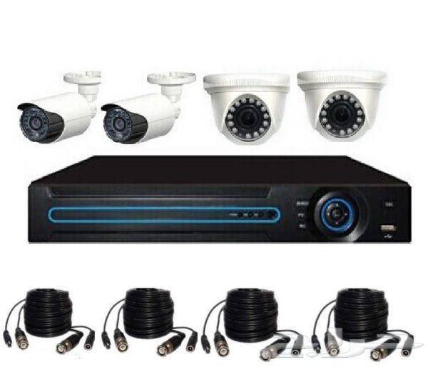 أقوى عروض كاميرات المراقبة والانظمة الامنيه