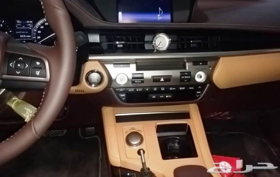 لكزس ES 250 AA بريمي 2018 اصفار