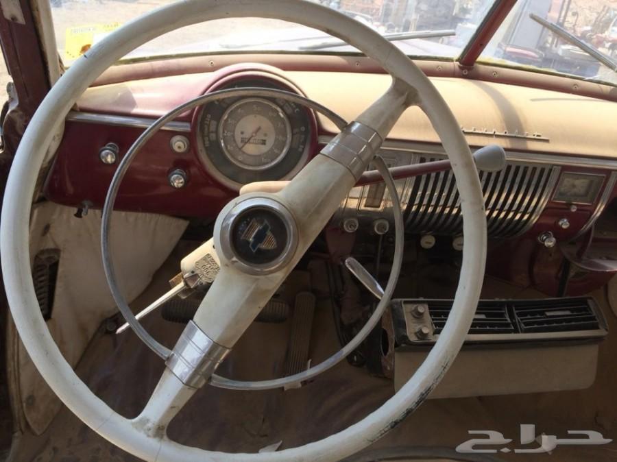 سيارة شيفروليه ديلوكس سبورت  (تراثية)
