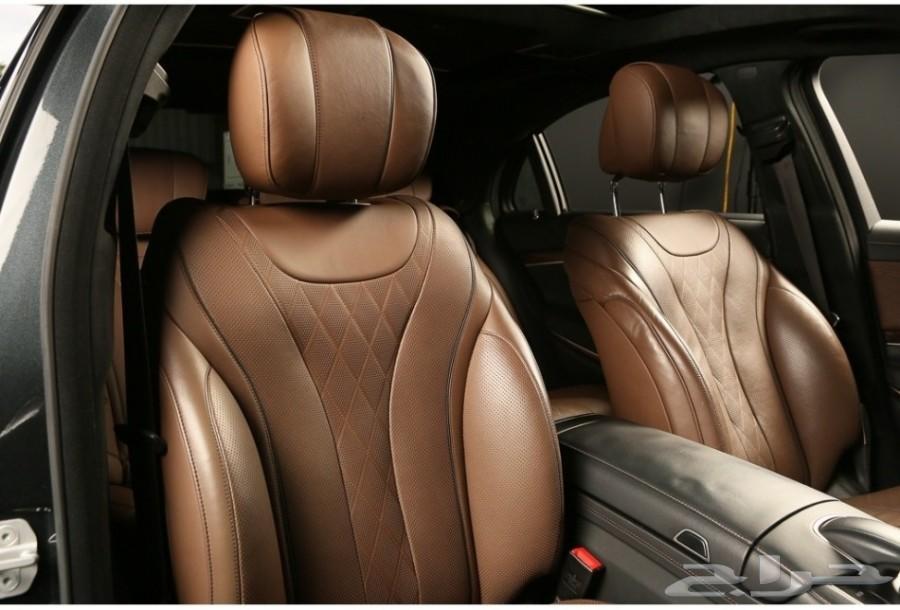 »  مرسيدس S550 موديل 2014 رمادي