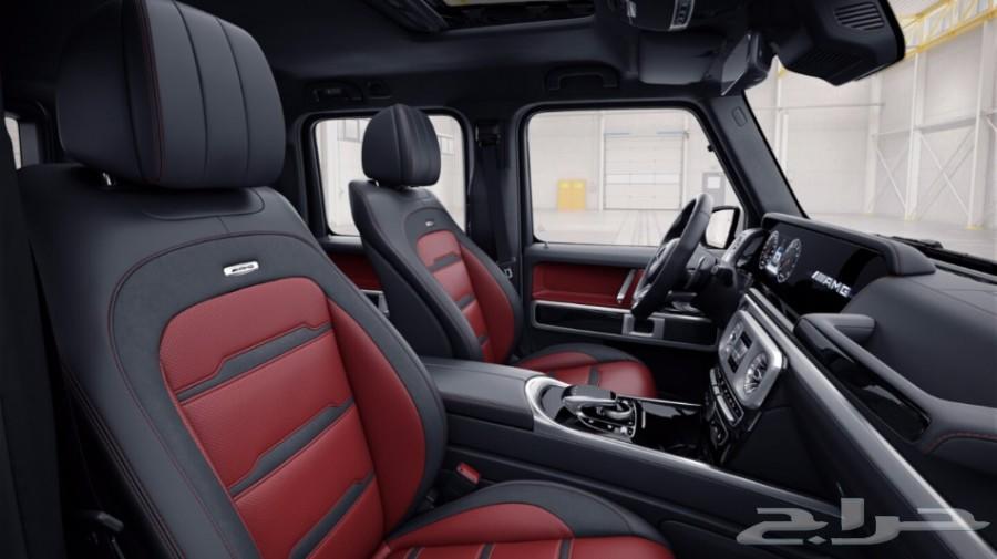 مرسيدس G 63 AMG الشكل الجديد 2019