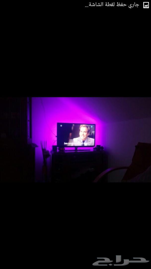 ليد للشاشة2 متر 16 لون يو إس بي 50ريال