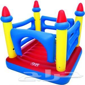 نطيطة القلعة المميزة لطفلك
