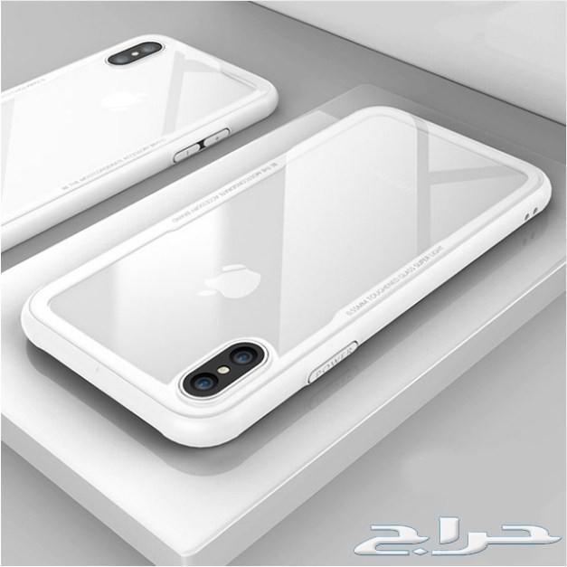 كفرات فخمة iPhone x ايفون 7 وايفون 7 بلس
