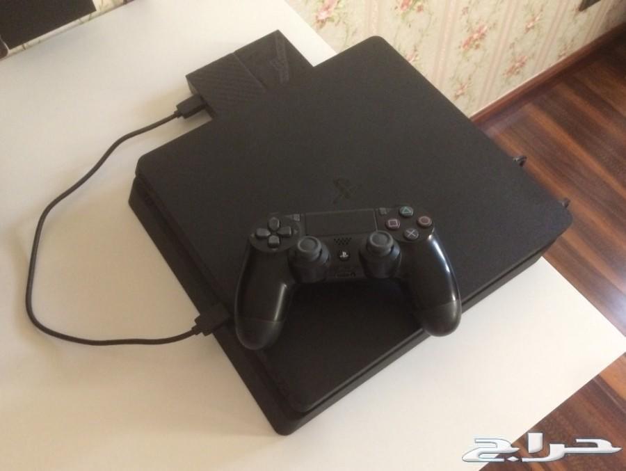 للبيع جهاز PS4 Slim ( الرياض)