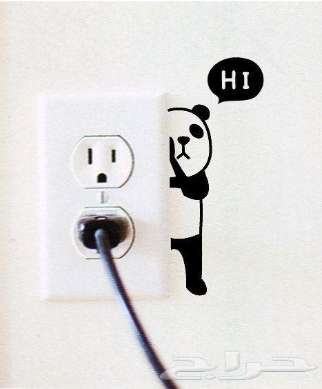 استكر جدران ورق جدران