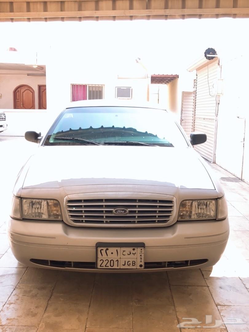 فورد فكتوريا 2011 سعودي توكيلات الجزيرة