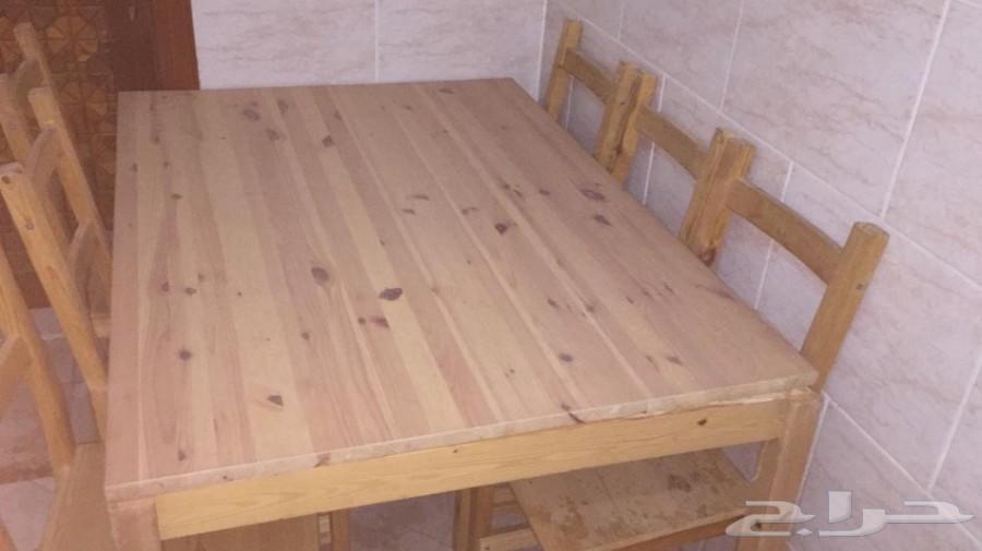 طاولة سفرة ايكيا