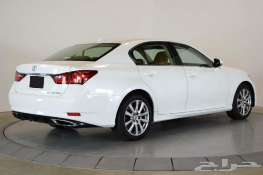 للبيع لكزس GS 350 موديل 2013