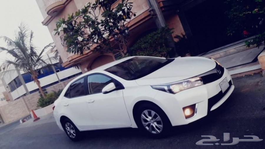 »  (Toyota Corolla XLI 1.6)  2016 km 50 000