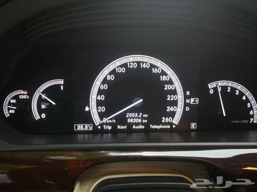 مرسيدس S300 AMG موديل 2013