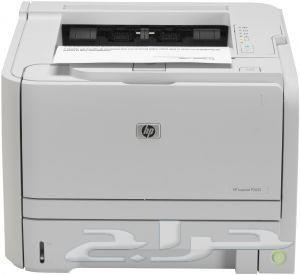 طابعة HP ليزر اسود شبه جديد
