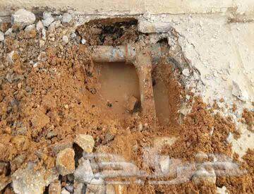 كشف تسربات المياة تسليك مجارى عوازل أسطح خزان