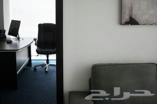 مكاتب العنوان الاول (تنفيذية-مشتركة)للايجار