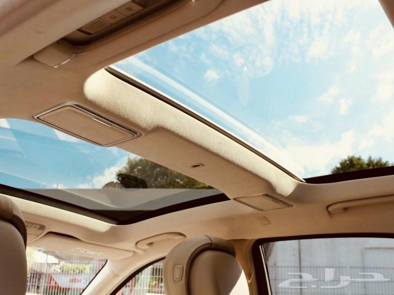 مرسيد S500 موديل 2015 اليخت ( أقل سعر)