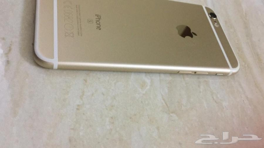 ايفون 6s 64g فيس تايم نظيييق لم يدخل صيانه