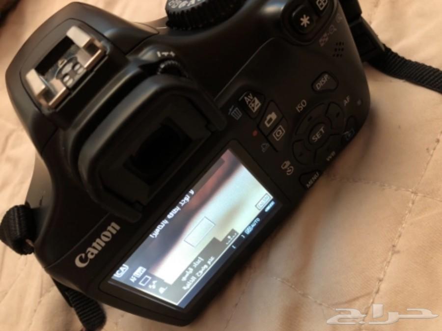 »  كاميرا كانون D1100للبيع شبه جديده
