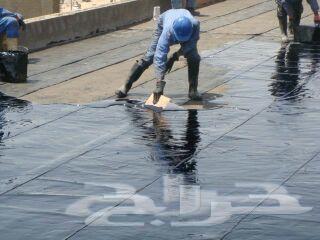 شركة كشف تسربات المياة عزل أسطح حل ارتفاع الف