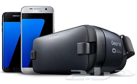 نظارة الواقع الافتراضي سامسونج جير 2 الأصلية.