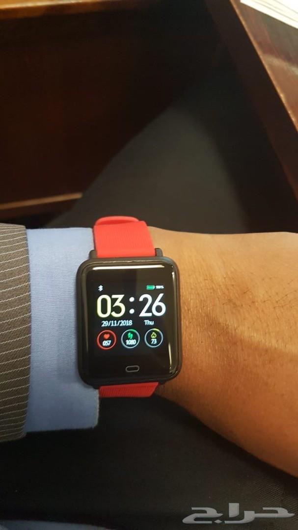 ساعة رياضية ذكية