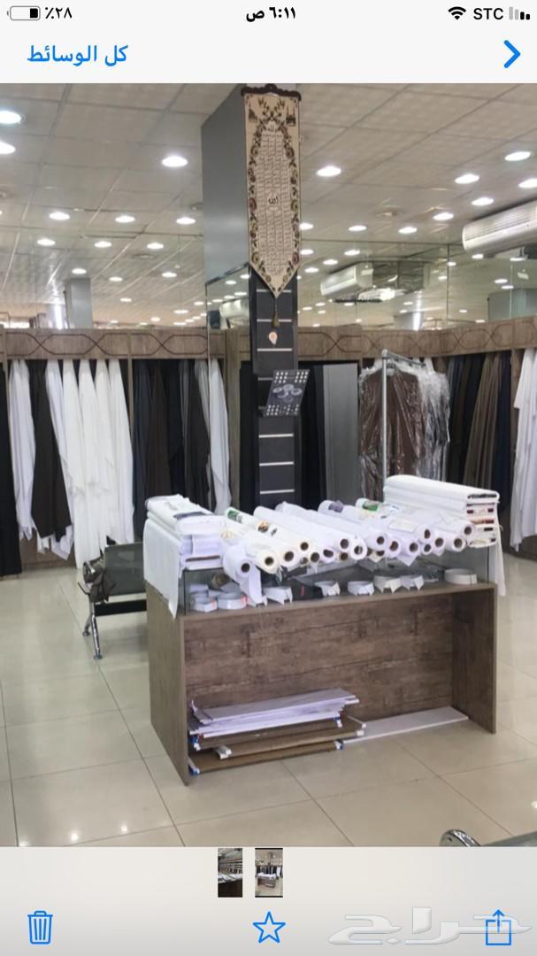 »  بيع ديكور محل خياطة رجالية