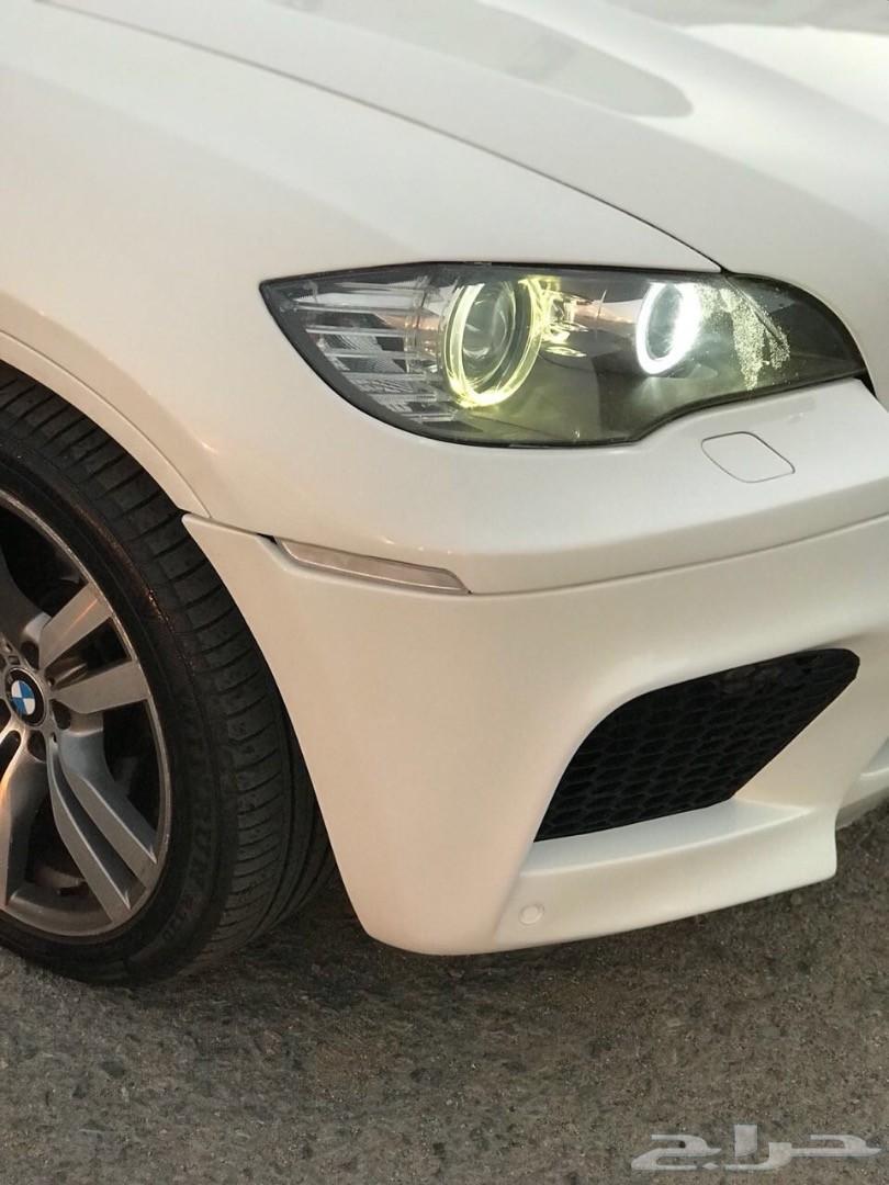 »  للبيع BMW X6 M power فل الفل نظيف جدا 2010