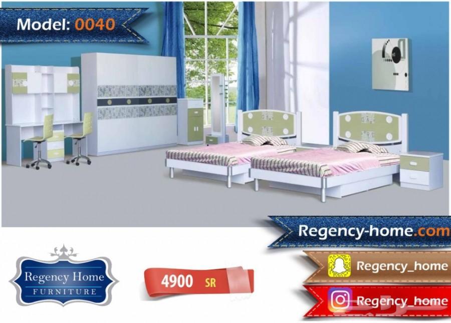 غرف نوم اطفال و غرف مفرد بتصاميم مميزة