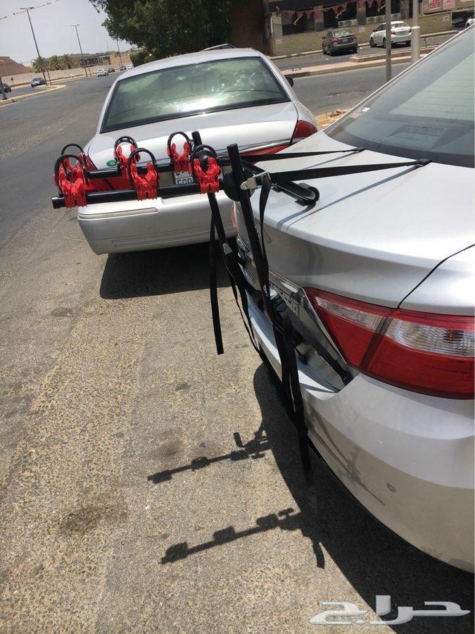 حامل دراجة للسيارة مناسب لجميع السيارات