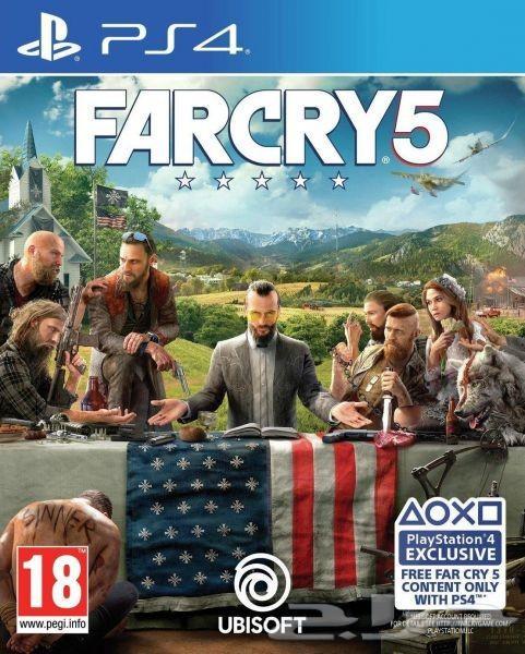 فار كراي 5 Far Cry
