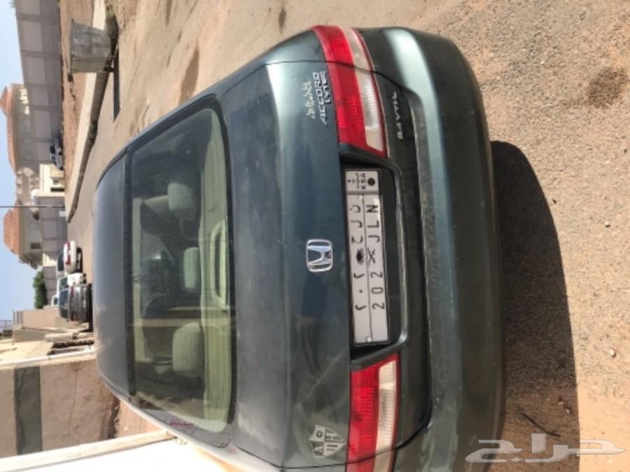 Honda Accord 2005 full option