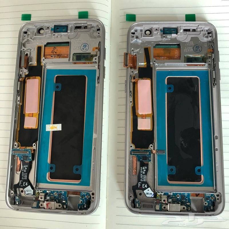 شاشة جوال SAMSUNG Galaxy s7 edge