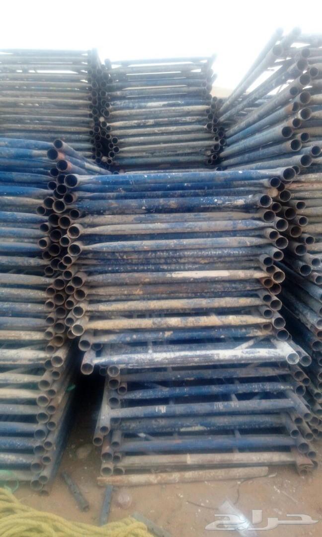 شدات معدنية وسقالات مستعملة  (شراء --- بيع )