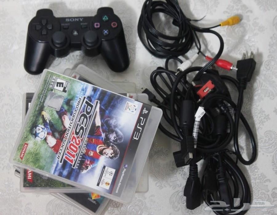 سوني بلاستيشن 3 للبيع  - Sony PlayStation 3