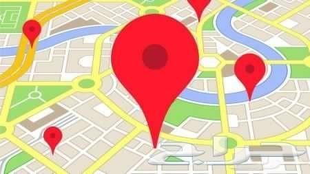 النشر ف Google maps خرائط قوقل ماب