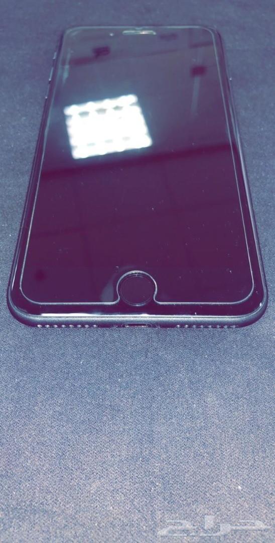 أيفون 8 بلس 256 جيجا  أسود  iPhone 8 Plus