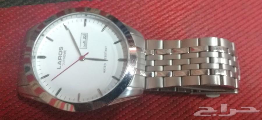 ساعة رجالية لاروز صناعة يابانية