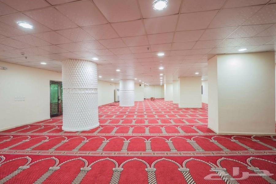 »  فندق للإيجار لبعثات الحج والعمرة مجهز بالكامل